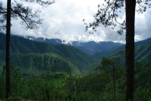 The Uttarkashi range