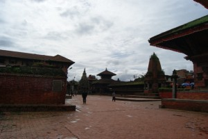 Spaced out: The Bhaktapur Durbar Square