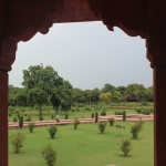 A rose for Babur: The Aram Bagh