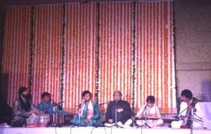 Dill Gharana Khalifa Ustad Iqbal in concert