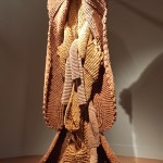 A hemp fabric exhibit