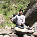 Chai wallah in the Himalayas