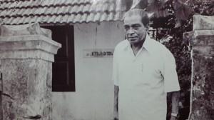 Pottekkatt outside Chandrakantham