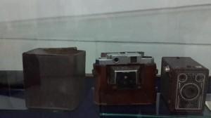 His cameras