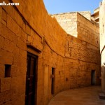 Jaisalmer Fort - lovely but living