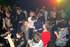 An Edinburgh party scene (Photo from 10best.com)