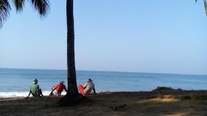Like the sea